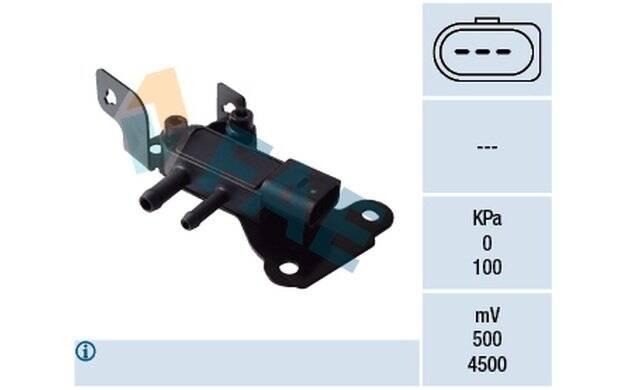 FAE 16100 Abgasdruck Sensor