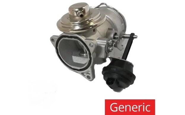 METZGER AGR-Ventil 0892382